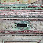Mail Slot © by Ethna Gillespie