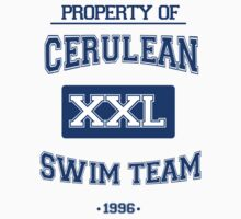 Cerulean Swim Team by Brandon Scribner