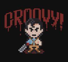 Evil Dead Pixels by jangosnow