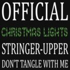 Christmas light stringer-upper by CreatingRayne