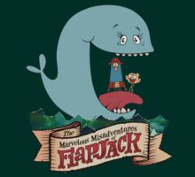 The marvelous misadventures of Flapjack by santilopez