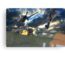 Hurricane Heroes Canvas Print