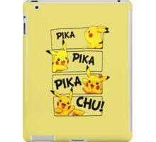 PIKA PIKA PIKA CHU iPad Case/Skin