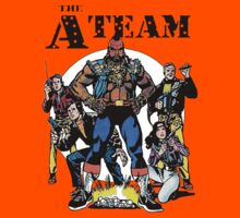 the A team  by colioni