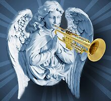 ¨*•♪♫•*¨ANGEL--WHEN THE TRUMPET SOUNDS-DEDICATED TO ANN MY DEEPEST SYMPATHY HUGS¨*•♪♫•*¨ by ✿✿ Bonita ✿✿ ђєℓℓσ