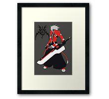 Ragna the Bloodedge Framed Print