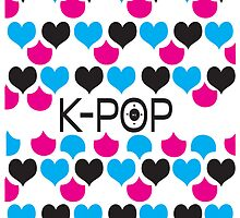 K-POP holic by cheeckymonkey
