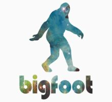 Bigfoot Galaxy by chainsawgoblin