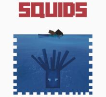 Squids (Jaws) minecraft by Jetti