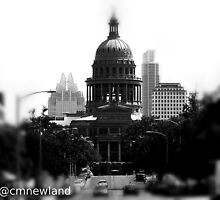 Texas State Capitol. Austin, Texas. by Christopher  Newland