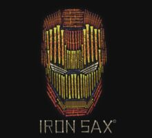 IRON SAX by Vidka Art