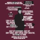 Sherlock Quotes by ChristieRose