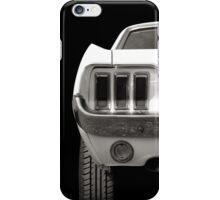 Speed (black&white) iPhone Case/Skin
