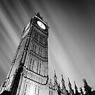 Big Ben London. by Ian Hufton