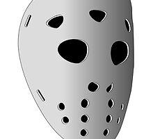 Goalie Mask by kwg2200
