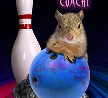 Thanks Coach Squirrel by jkartlife