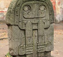stone idol by mrivserg