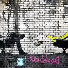 Banana - Banksy by Paula Bielnicka