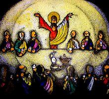 Last Supper / Ultima Cena by mago
