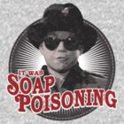 A Christmas Story - Ralphie and the Soap - Soap Poisoning - Christmas Movie Pop Culture - Holiday Movie Parody by traciv