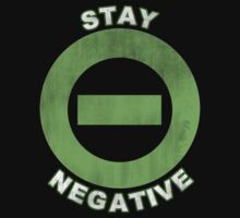 Stay Negative by mezzluc
