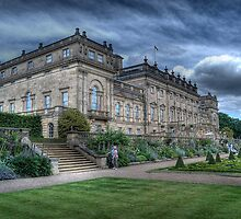 Harewood House #2 by Colin Metcalf