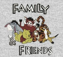 Family & Friends by 7thChimera