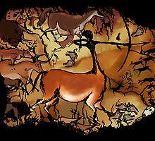 Lascaux Centaur by ZugArt