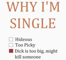 Why I'm Single by trentccurtis