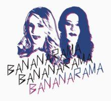 Bananarama - Viva (Design #1 - Black) by RobC13