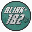 blink-182 sticker by allthingsblink