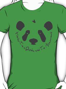 Hello Awesome Panda T-Shirt