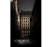 Open window in Paris Photographic Print