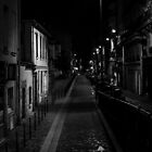Street at Night by Olivier Sohn
