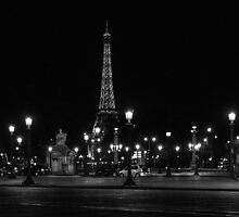 The Eiffel Tower in Paris (France) by Olivier Sohn
