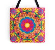 Smiling Colours Tote Bag