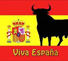 Viva España by missmoneypenny