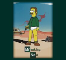 Breaking Bad / Ned Flanders by Silros