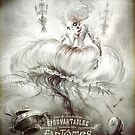 Terrible Ghosts - The Art of Carine-M and Élian Black'Mor by arsenicetboule2
