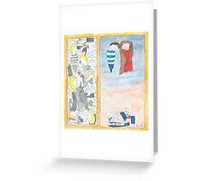 Boîte à joujoux 14 Greeting Card
