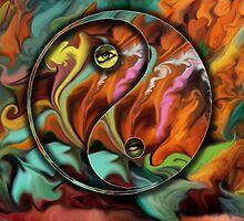 Balance - Abstract 42 by haya1812