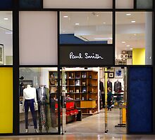 Paul Smith Vs. Pete Mondrian by Igor Shrayer
