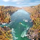 Niagara River by Igor Zenin