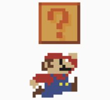 8-bit Pixel Mario by csyz ★ $1.49 stickers