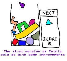 Tetris by 00000001