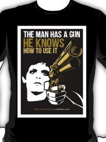 Carrying a Gun T-Shirt
