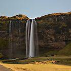 Seljalandsfoss by Peter Hammer