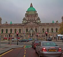 Northern Ireland. Belfast. City Hall. by vadim19