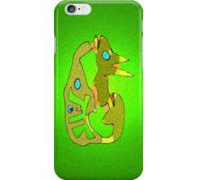 Scribbler doodle 1 iPhone Case/Skin