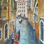 Venice 6 by Virginia  Coghill